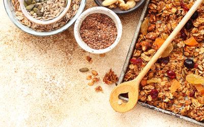 Cinnamon Muesli