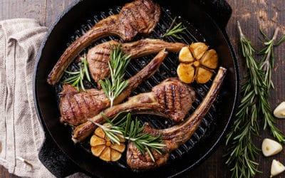 Steak or Lamb Chop Braai Marinade